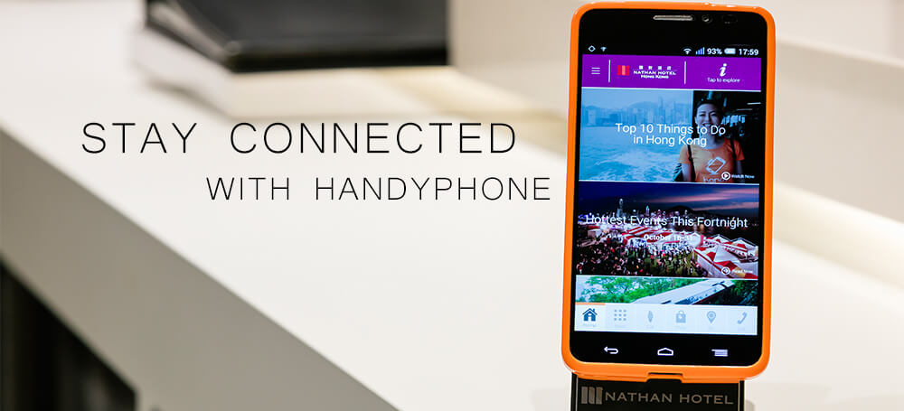 handy smart phone, provides unprecedented convenience