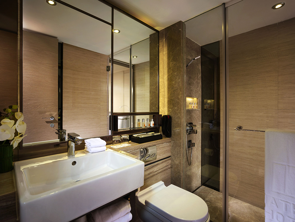 Platinum Room Bathroom