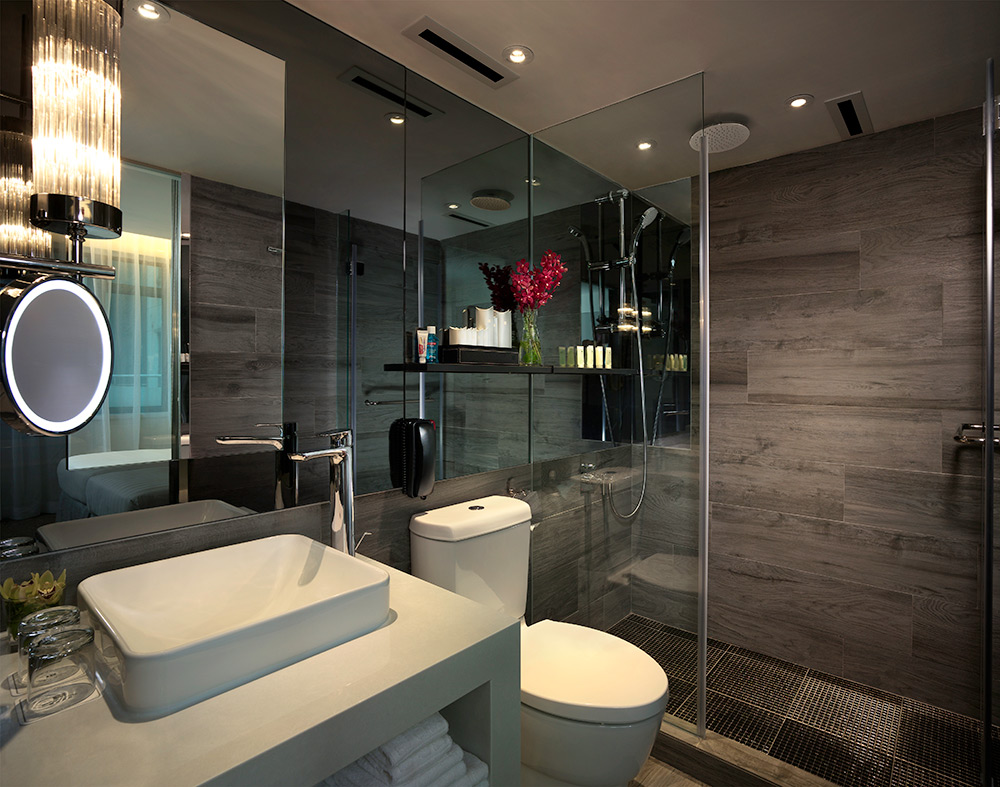 Smart Room Bathroom