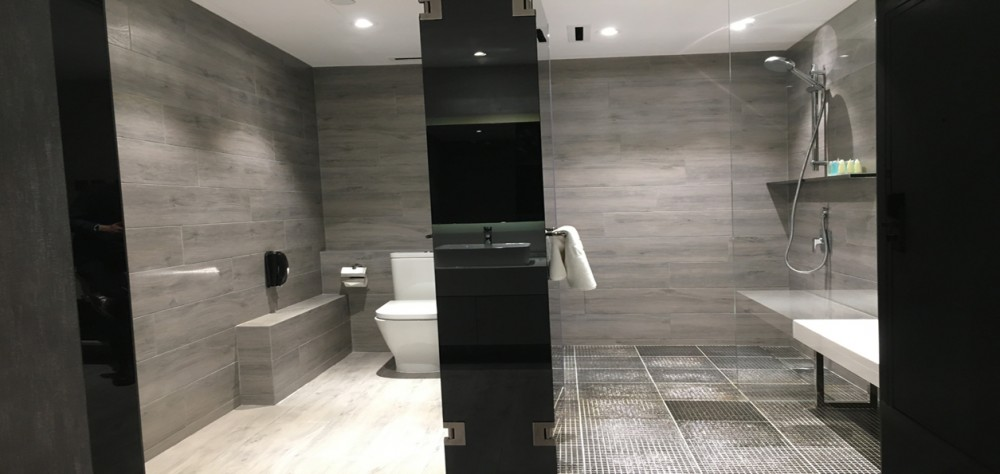 Smart Family Bathroom